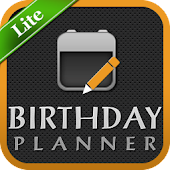 Birthday Planner Lite