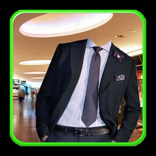 男子西装的照片蒙太奇 攝影 App LOGO-硬是要APP
