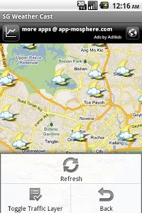 SG Weather Cast screenshot 6