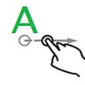 Alphabet Swipe logo