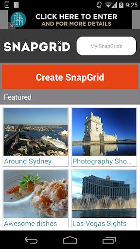 SnapGrid - Pics Grid Maker