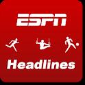 ESPN Headlines logo
