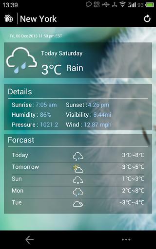 玩天氣App|簡潔天氣免費|APP試玩