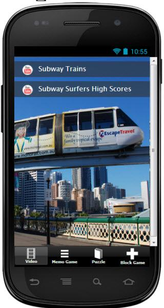 Subway Train: Sydney Surfer - screenshot
