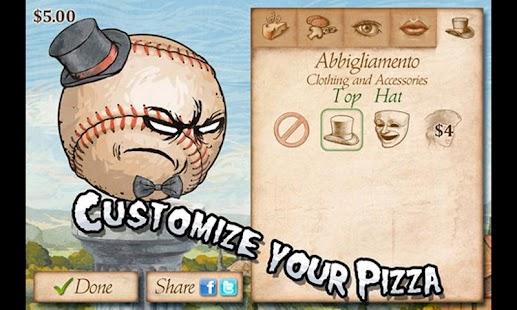 Pizza Vs. Skeletons- screenshot thumbnail