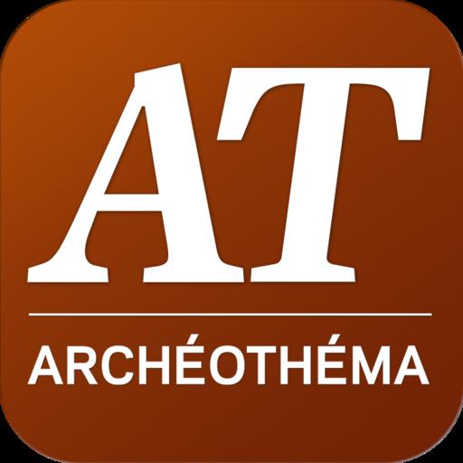 Archéothéma 書籍 App LOGO-APP試玩
