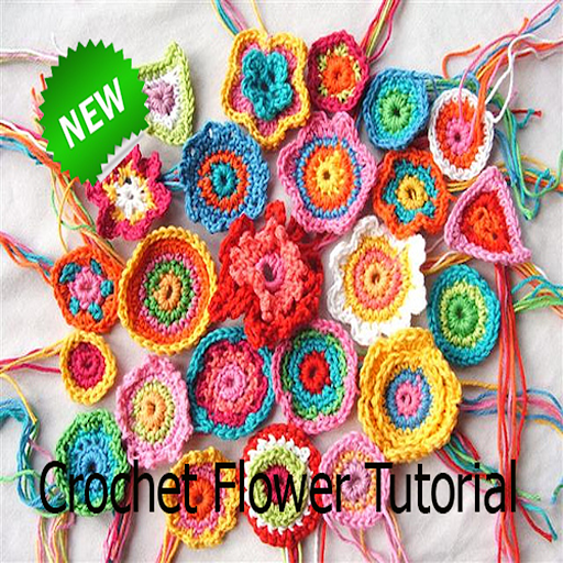 How to Make Crochet Flower