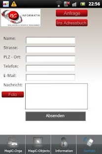 APP-Baukasten - MC-Informatik - screenshot thumbnail