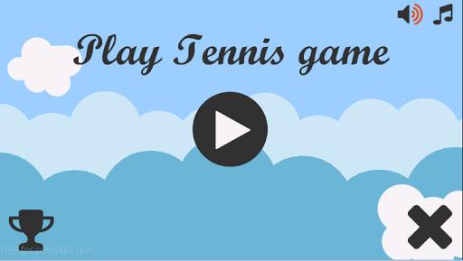 Play Tennis Game