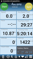 Screenshot of RunGPS Trainer Lite