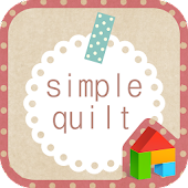 Simple quilt dodol theme