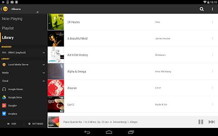 BubbleUPnP (Chromecast/DLNA) Screenshot 1