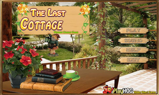 Last Cottage - Hidden Objects