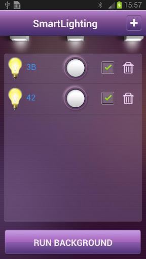 SmartLighting for Samsung BLE