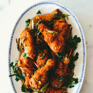 Chinese Five Spice Fried Chicken Recipes.