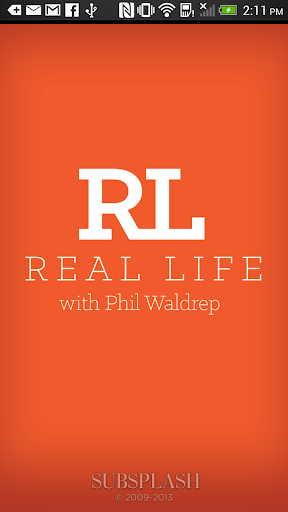 Real Life with Phil Waldrep