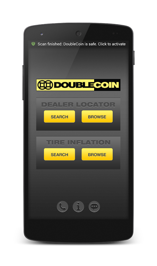 Double Coin Dealer Locator- screenshot