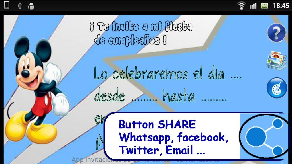 The Best Birthday Invitation And Greeting Cards A Superior E. App ...