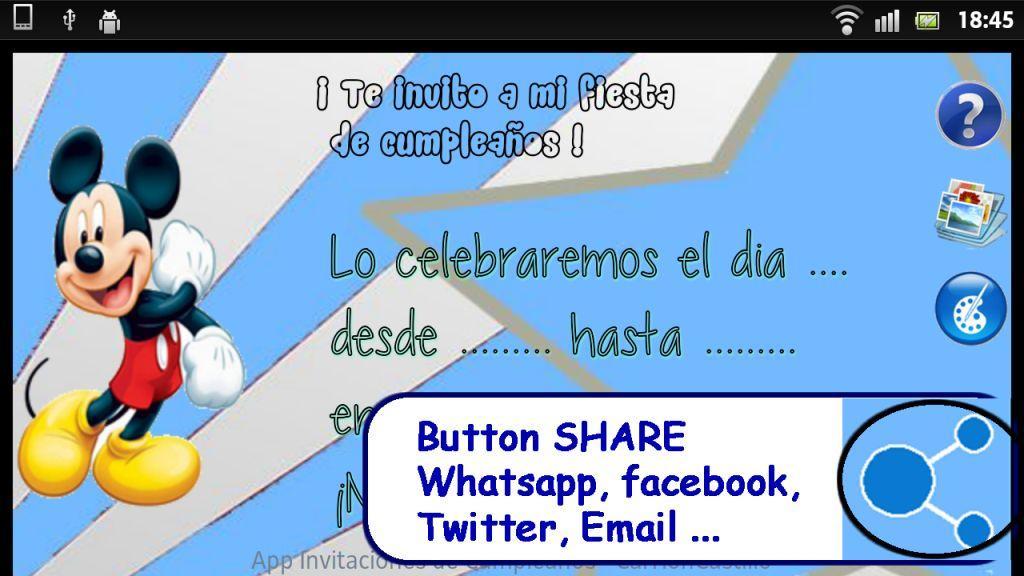 Create Birthday Invitations Google Play Store Revenue Download - App for birthday invitation