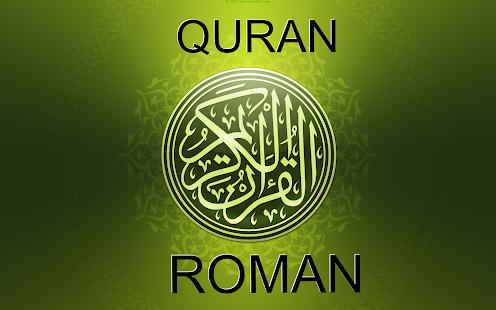 Quran Roman