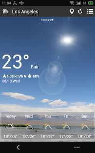 Weather 天氣