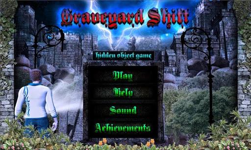 Graveyard Shift Hidden Objects