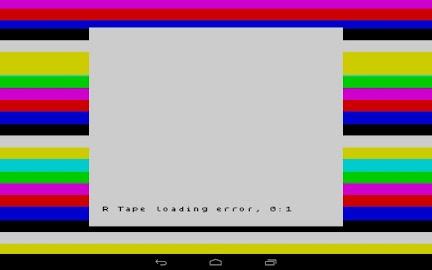 ZXPlectrum Screenshot 1