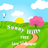 App Sunny Hills Live Wallpaper APK for Windows Phone