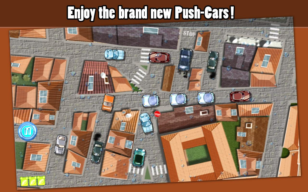Push-Cars 2: On Europe Streets- screenshot