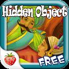 Hidden Object Arabian FREE icon