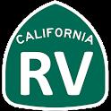 California RV Locations icon