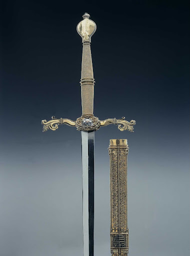 Electoral sword of Duke August