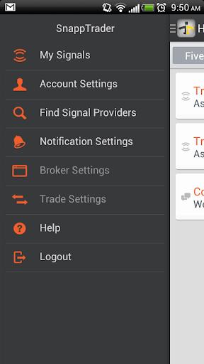 SnappTrader CE - Trade Signals