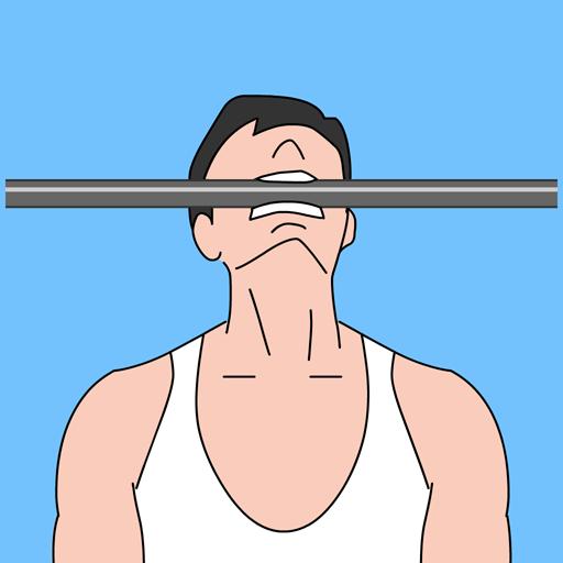 奇怪的单杠 體育競技 App LOGO-硬是要APP