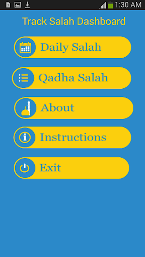 【免費生活App】Track Salah-APP點子