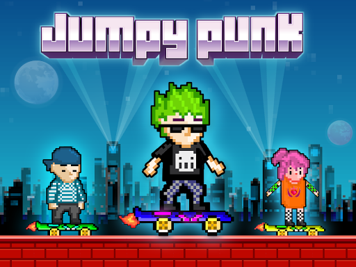 Jumpy Punk - Cyber Jack Flash