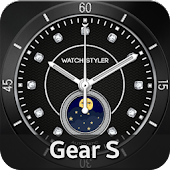 Watch Face Gear S - Lux1