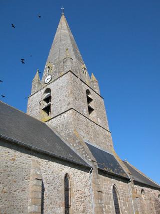 photo de eglise Quettreville-sur-Sienne