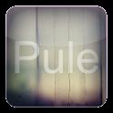 GO SMS Pro Pule Theme
