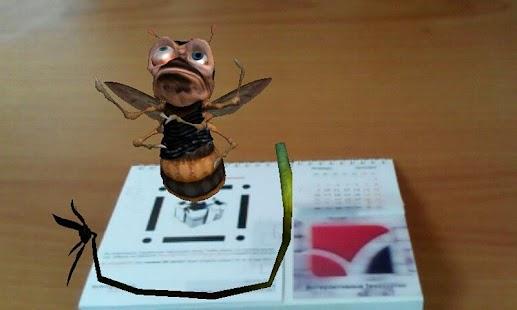 AngRy Bee- screenshot thumbnail