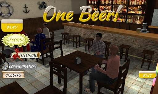 One Beer