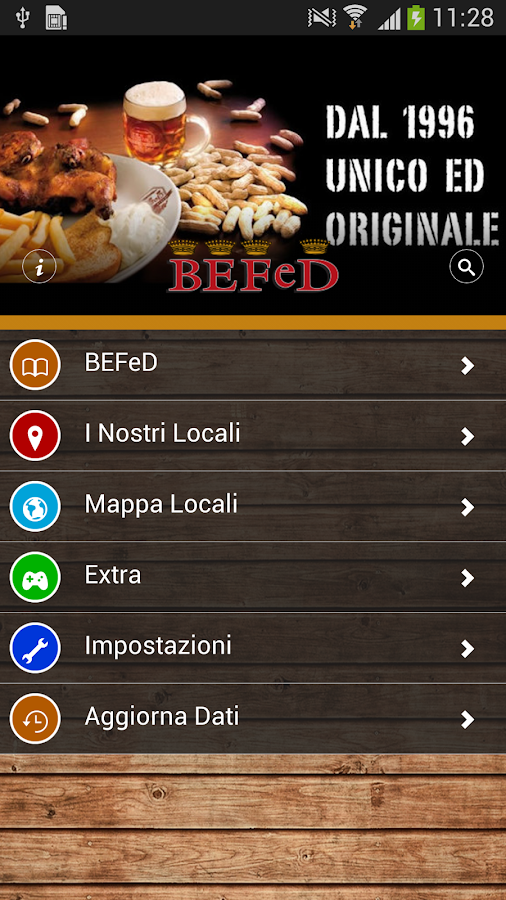BEFeD- screenshot