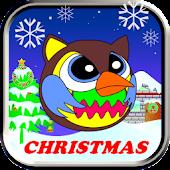 Download Angry Owl Christmas APK on PC
