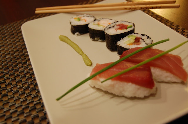 Sushi and Maki Recipe