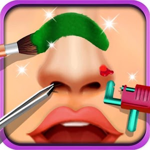 Nose Piercing Salon for PC and MAC