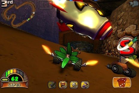 Tiki Kart 3D Screenshot 14