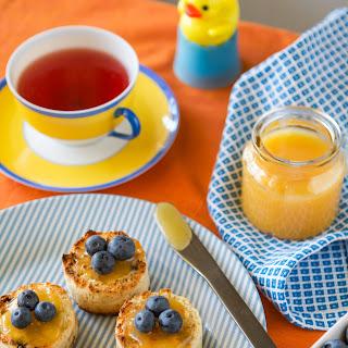Mini English Muffins Recipes.