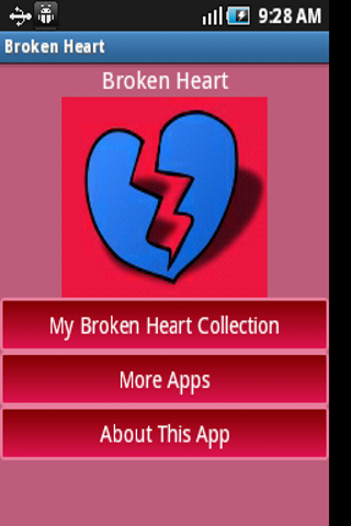 My Broken Heart Collection