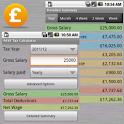 PAYE Tax Calculator Pro icon