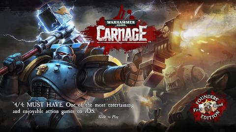 Warhammer 40,000: Carnage Screenshot 1